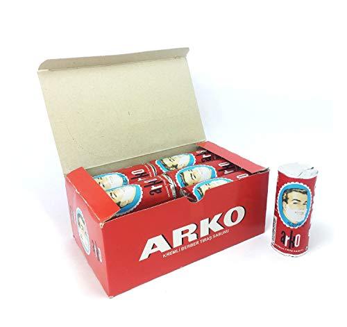 Arko EVYAP Shaving Cream Soap 900 Grams, 12 Pieces £7.49 + £4.49 NP @ Amazon