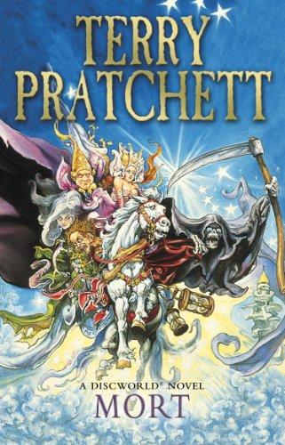 Mort (Discworld Novel 4) (Kindle Edition) by Terry Pratchett 99p @ Amazon