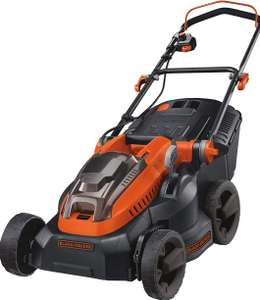 Black and Decker CLM3820L2 Cordless Lawn Mower With 2 Batteries £269 at Amazon