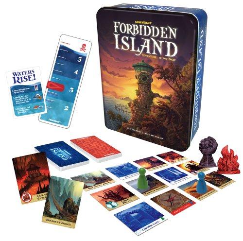 Forbidden Island game £10.49 (& £4.49 non-Prime) @ Amazon