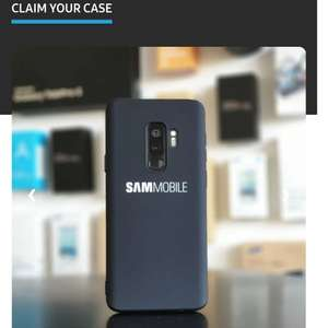 FREE Samsung Galaxy Note Smartphone case from SamMobile