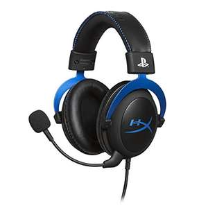 HyperX Cloud for PS4 - Gaming headset for PS4 with in-line audio control, £24.64 at Amazon