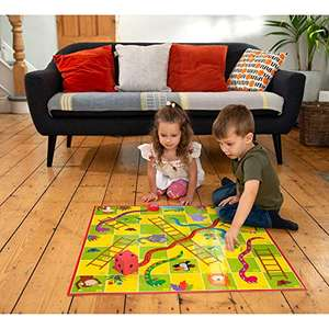 Galt Toys Giant Snakes and Ladders Puzzle £9.88 (Prime) + £4.49 (non Prime) at Amazon