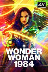 Wonder Woman 1984 to rent in 4K £1.90 @ Chili
