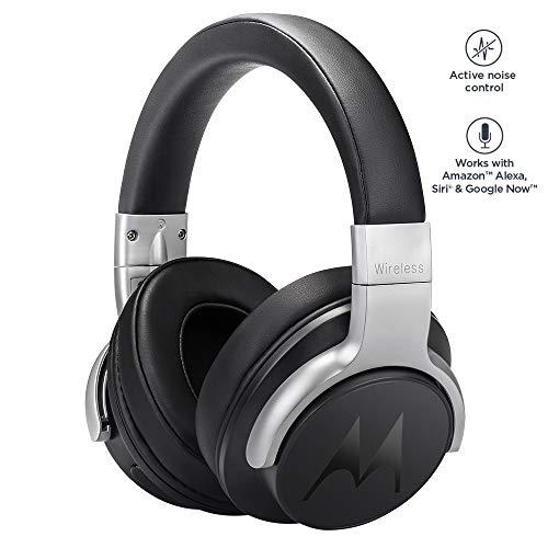 Motorola Escape 500 Over-Ear Noise Cancelling Wireless Headphones - Black £28.91 (UK Mainland) sold by Amazon EU at Amazon