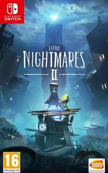 Little nightmares 2 Day One Edition Nintendo switch £18 at Asda Handsworth Sheffield