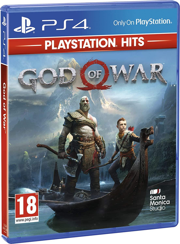 God Of War Playstation Hits (PS4) Pre-order - £8.99 delivered @ Monster Shop