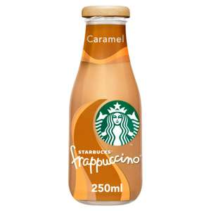 Starbucks Coffee drink bottle 250ml for £1 at Sainsbury's
