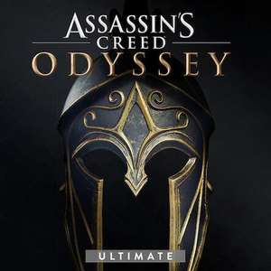Assassin's Creed Odyssey - Digital Ultimate Edition (PS4) £12.41 @ Playstation store Indonesia