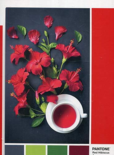 Clementoni Red Hibiscus Aroma 1000 Piece Jigsaw Puzzle - £3.81 Prime +£4.49 Non Prime at Amazon