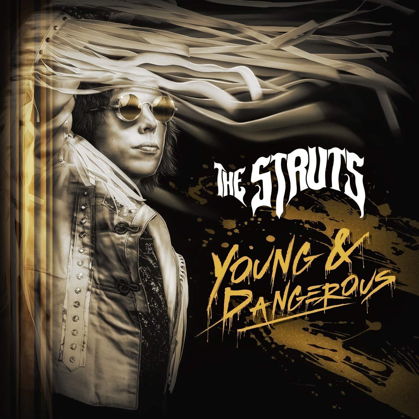 The Struts - YOUNG & DANGEROUS (2018, Vinyl) £13.72 (+£2.99 Non-Prime) @ Amazon