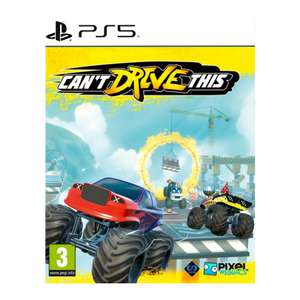 Can't Drive This (PS5) £15.85 delivered at Base
