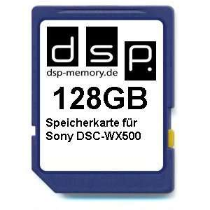 128GB memory card for Sony DSC-WX500 £6.92 prime / £11.41 non prime @ Amazon UK
