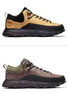 Timberland Treeline Low Hiker Trainers Now £56.25 with code Free delivery @ Timberland