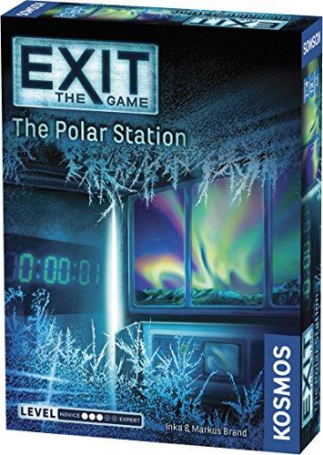 Thames and Kosmos Exit The Game - The Polar Station £8.90 (Prime) + £4.49 (non Prime) at Amazon