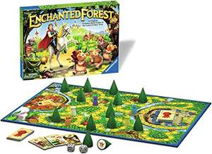 Ravensburger Enchanted Forest Classic Family Board Game £9.54 (Prime) + £4.49 (non Prime) at Amazon