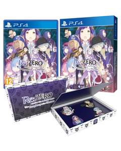 Re: Zero - Starting Life In Another World: The Prophecy Of The Throne (PS4) £20.17 Delivered @ Amazon