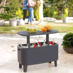 Keter 60 Litre (63 US Quart) Bevvy Bar Cooler £77.89 delivered (Membership Required) at Costco