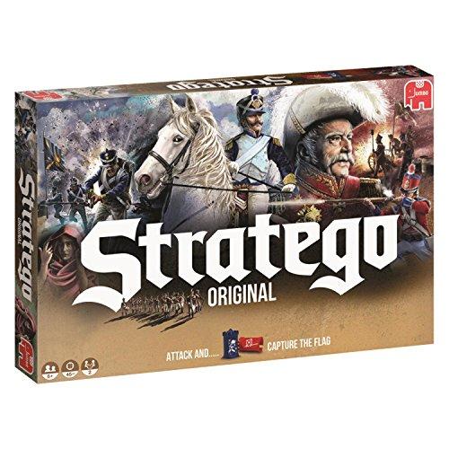 Stratego Original Board Game - £8.66 Prime +£4.49 Non prime at Amazon