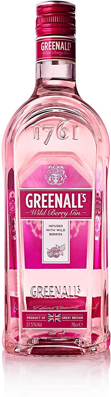 Greenalls Wild Berry Gin £10.86 prime / £15.35 nonPrime on Amazon
