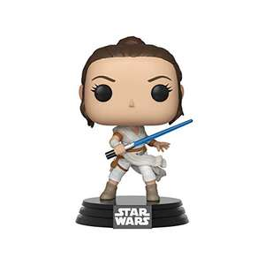Funko 39882 POP. Star Wars The Rise of Skywalker - Rey £5.59 (Prime) + £4.49 (non Prime) at Amazon