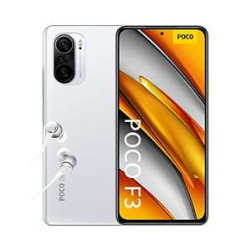 "POCO F3 5G - Smartphone 8+256GB, 6,67"" 120Hz AMOLED DotDisplay £301.04 at Amazon"