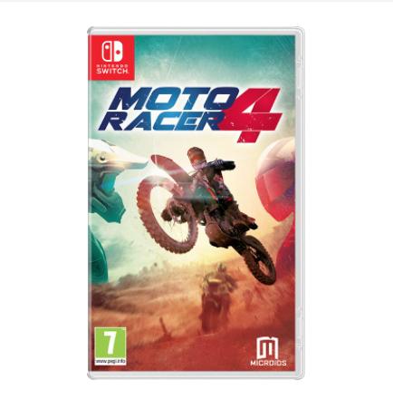 Moto racer 4 Nintendo switch 89p @ Nintendo