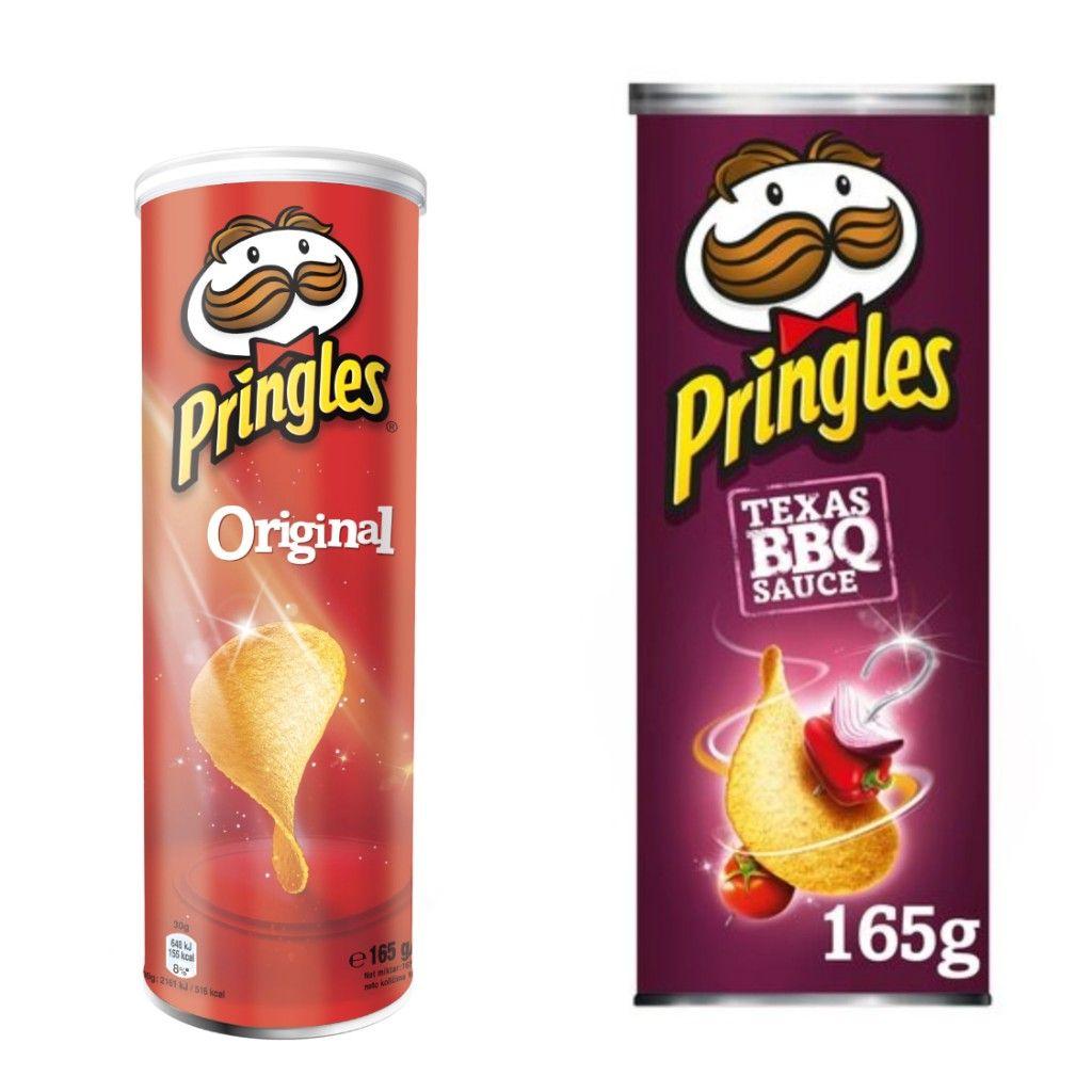 Pringles Original 165G / Pringles Texas BBQ Sauce 165G 75p each in-store @ Tesco Metro Manchester Market Street (bottom floor)