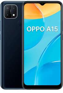 OPPO A15 Smartphone, 6.5 Inch HD+ Display, 4230 mAh - £75.06 (UK Mainland Delivery) Sold by Amazon EU @ Amazon