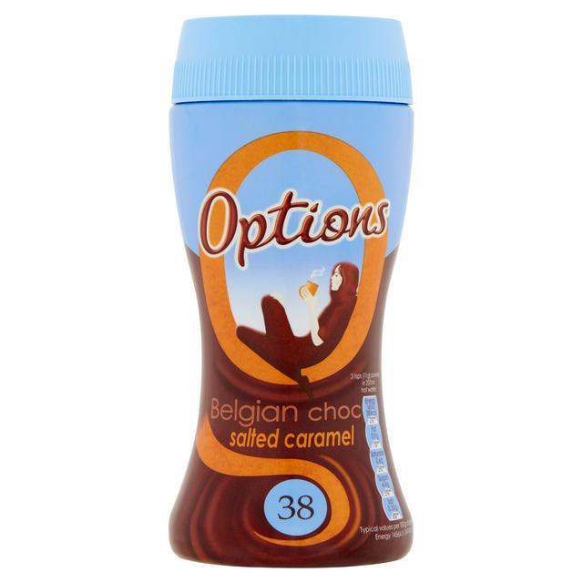Options Salted Caramel Hot Chocolate 220g £2 @ Sainsburys