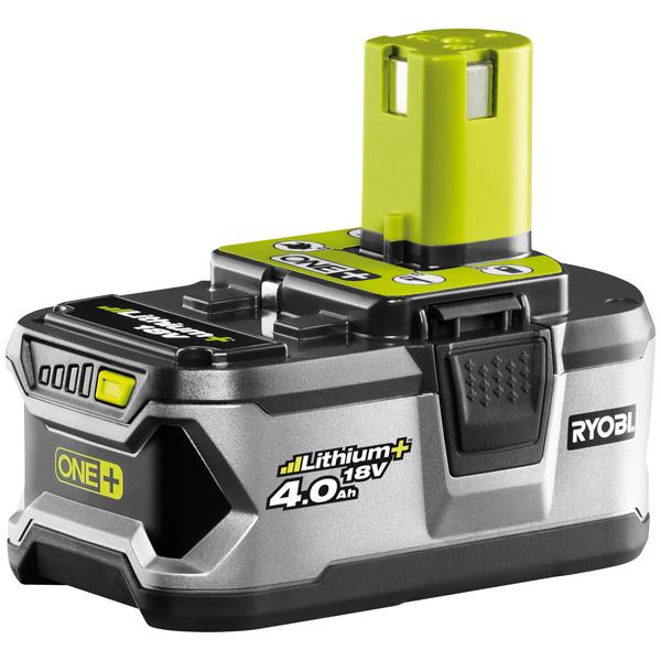 Ryobi 4.0Ah Lithium+ Battery RB18L40 18V ONE+ £59.95 (£6.95 delivery) @ CBS Powertools