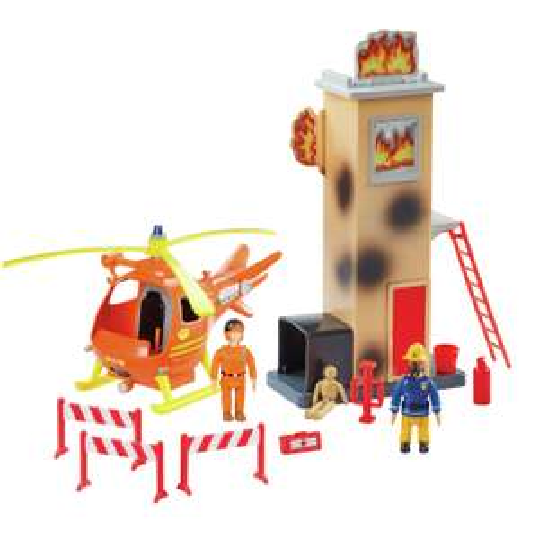 Fireman Sam Training Tower Playset now £15 (Click & Collect) @ Argos