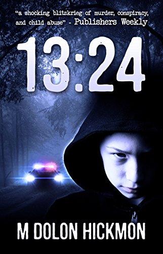 M Hickmon - 1324: A Dark Thriller Kindle Edition - Free @ Amazon