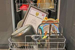 Dishwasher Excellence Online Training Course (aka how to become single) £17.50 at Virgin Experience Days