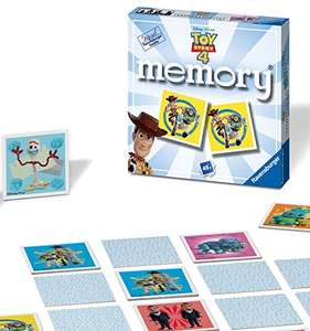 Ravensburger Disney Toy Story 4 Mini Memory Matching Picture Snap Pairs Game - £2.57 (Prime) + £4.49 (non Prime) at Amazon
