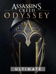 [Ubi Connect] Assassin's Creed Odyssey Ultimate Edition (PC) - £18.19 @ Fanatical