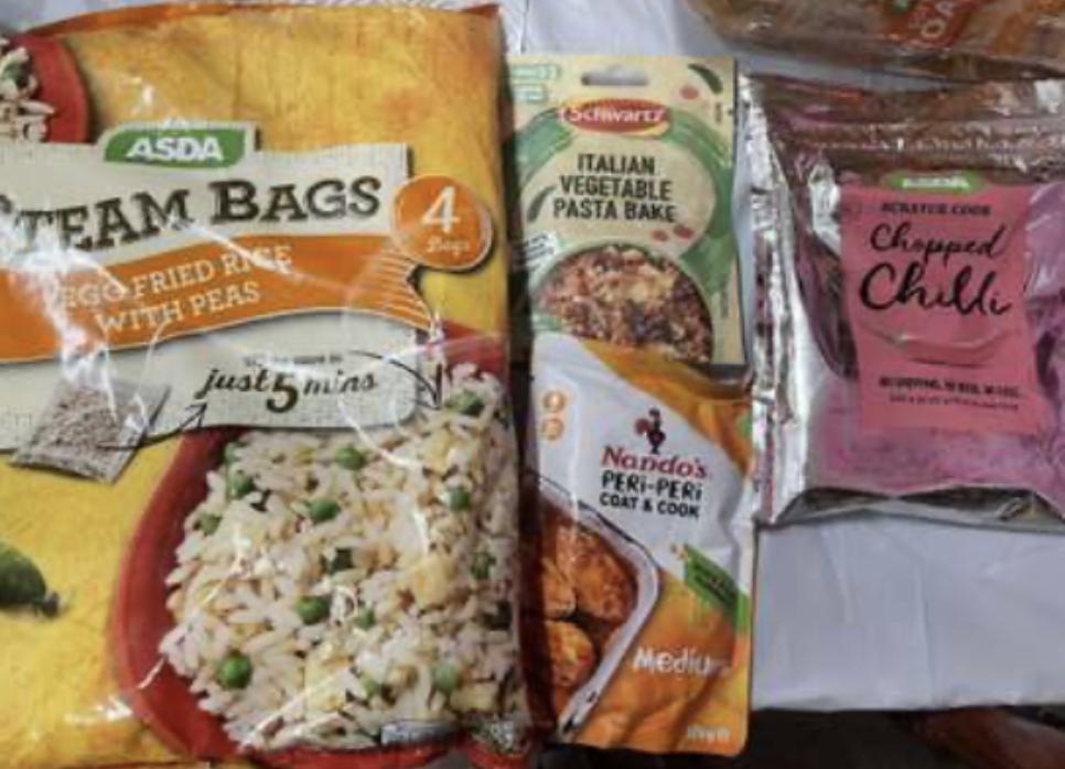 Items starting at 10p (eg Italian veg pasta bake seasoning) instore @ Asda (London)