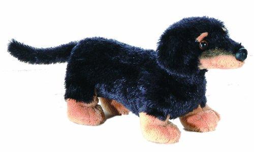 Aurora 8-inch Flopsie Dachshund Cuddly Toy - £3.46 (+£4.49 NP) Delivered @ Amazon