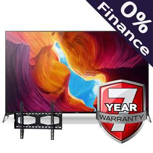 """Sony KD75XH9505BU 4k HDR full array 75"""" TV + 7 Year Warranty + Free wall bracket + £100 off on selected Sonos- £1995 delivered @ TPS UK"""