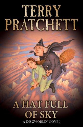 A Hat Full of Sky (Discworld book 32), Terry Pratchett Kindle eBook 99p @ Amazon