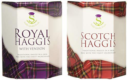 2 x Stahly Haggis 1.07kg - Royal and Scotch - gift set £4.07 (+£4.49 Non-prime) @ Amazon
