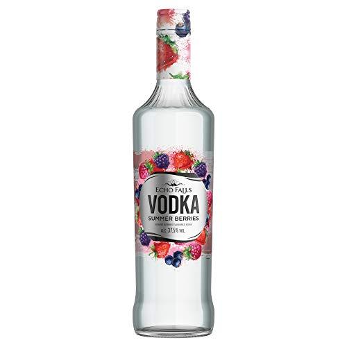 Echo Falls Vodka Summer Berries 37.5% 700ml - £11.13 prime (+£4.49 nonprime) at Amazon