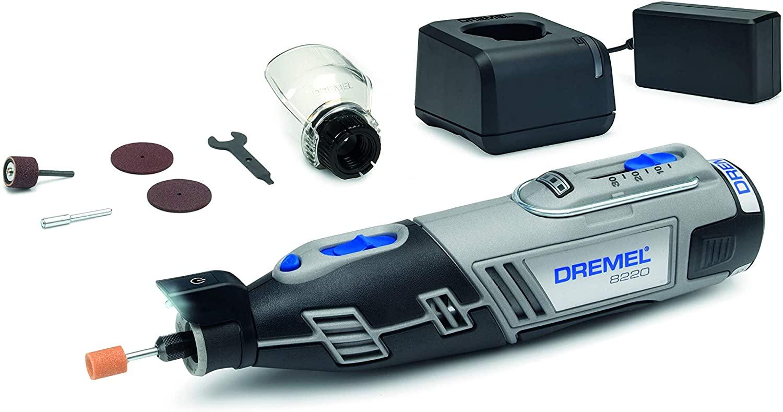 Dremel 8220 12V Cordless Multi tool + 5 Accessoires/ Adapter £60.50 (Delivered UK Mainland) @ Amazon France