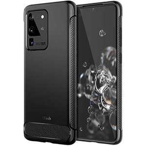 JETech Case for Samsung Galaxy S20 Ultra 5G (2020) £2.96 prime / £7.45 nonPrime Sold by Blukar EU Store and Fulfilled by Amazon