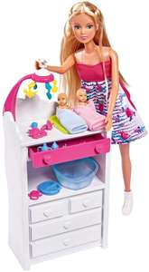 Simba Steffi Love Welcome Twins Doll playset £7.46 prime / £11.95 nonPrime at Amazon