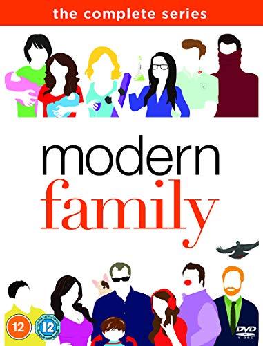 Modern Family Seasons 1-11 Complete Box set (Amazon Exclusive) [DVD] [2020] £41.82 Amazon