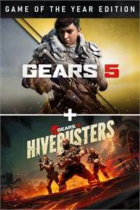 Gears 5 £8.62 / Game of The Year Edition £12.87 [Xbox One / Series X S / PC / PlayAnywhere] @ Xbox Store Iceland