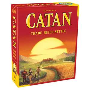 Catan Board Game £21.62 delivered at Amazon