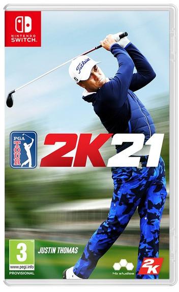 PGA Tour 2K21 (Nintendo Switch) - £22.99 delivered @ Amazon