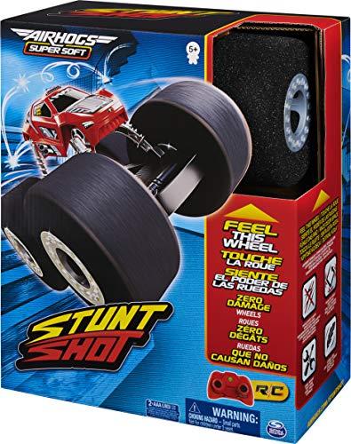 Air Hogs Super Soft, Stunt Shot Indoor Remote Control Stunt Vehicle £15 (Prime) + £4.49 (non Prime) at Amazon